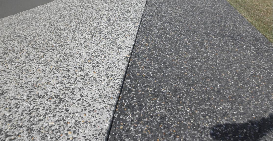 Concrete Driveways Perth Exposed Aggregate Driveways